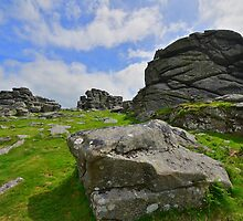 Dartmoor: Hound Tor by Rob Parsons
