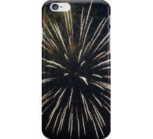 exploding firework  iPhone Case/Skin