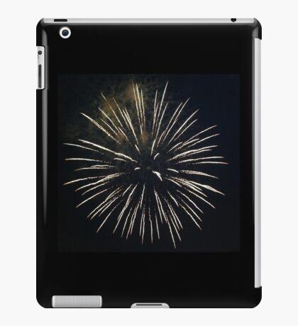 exploding firework  iPad Case/Skin