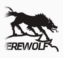 Metal Gear Solid 4 - Werewolf (Black) Kids Clothes