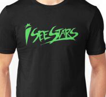 i see stars logo Unisex T-Shirt