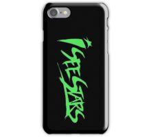i see stars logo iPhone Case/Skin