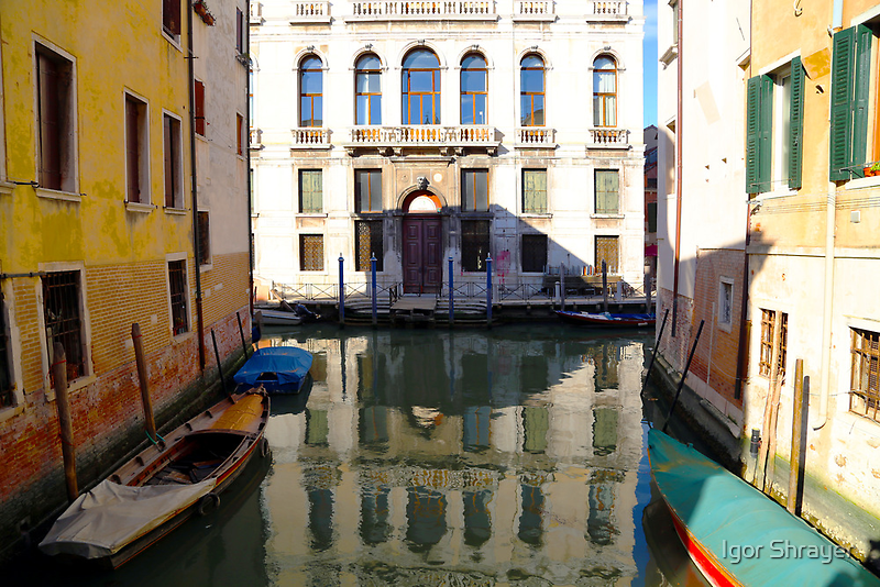 All About Italy. Venice 15 by Igor Shrayer