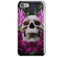 Skull And Rose's 4 iPhone Case/Skin