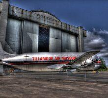 Tillamook Air Museum One by Thom Zehrfeld