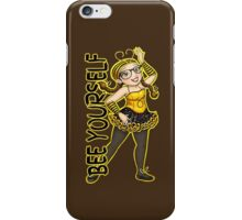 Bee Yourself iPhone Case/Skin