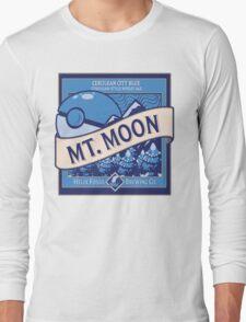 Mt. Moon Pokemon Beer Label T-Shirt