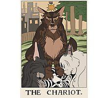 Warriors Tarot Series- The Chariot Photographic Print
