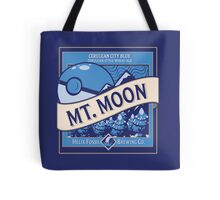 Mt. Moon Pokemon Beer Label Tote Bag