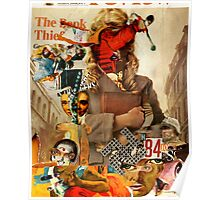 Book Thief. Poster