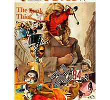 Book Thief. Photographic Print