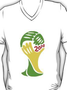 FIFA World Cup Logo Brazil 2014 T-Shirt