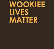 Wookiee Lives Matter Womens Fitted T-Shirt