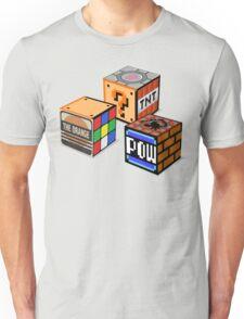 Geeky Cubes Unisex T-Shirt