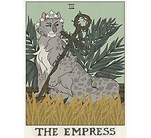 Warriors Tarot Series- The Empress Photographic Print