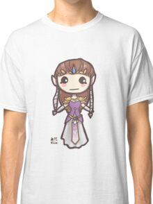 Zelda Chibis (2016)- Zelda Classic T-Shirt