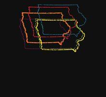 iowa pride blur Unisex T-Shirt