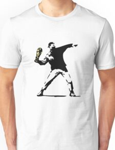 Banksy World Cup Unisex T-Shirt