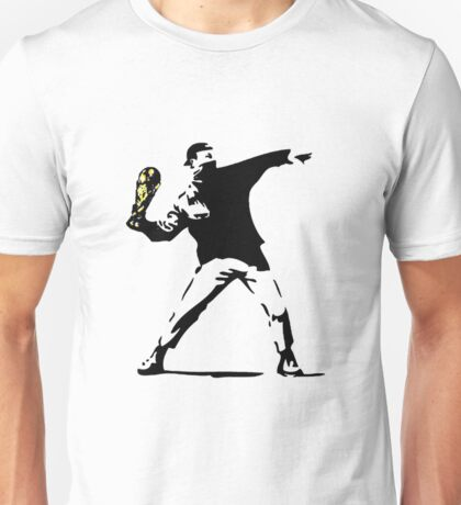 Banksy World Cup Unisex T-Shirt