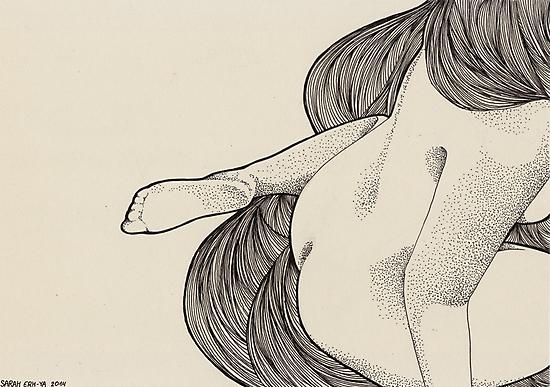 shivers by Sarah Erh-Ya