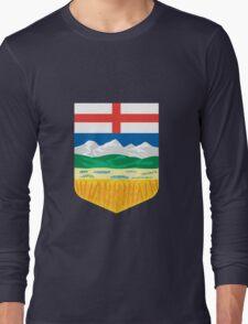Alberta Crest Long Sleeve T-Shirt