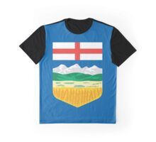 Alberta Crest Graphic T-Shirt