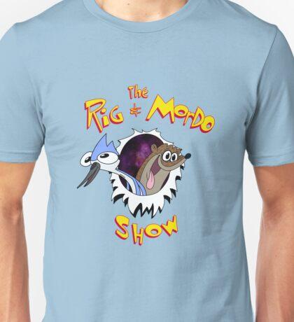 The Regular & Stimpy Show Unisex T-Shirt