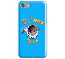 The Regular & Stimpy Show iPhone Case/Skin