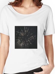 firework explosion Women's Relaxed Fit T-Shirt