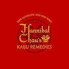 Hannibal Chau's Kaiju Remedies by Vitaliy Klimenko