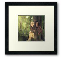 Joniss Framed Print