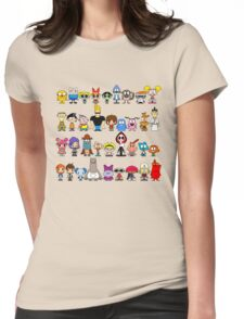 Cartoon Network Womens Fitted T-Shirt