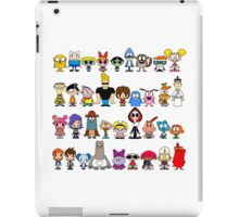 Cartoon Network iPad Case/Skin