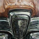 '59 Ford Edsel by damasktattoo