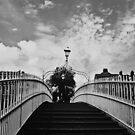Ha'Penny Bridge by Denise Abé