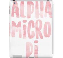Alpha Omicron Pi iPad Case/Skin