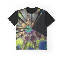 Window Cut To the Night Graphic T-Shirt