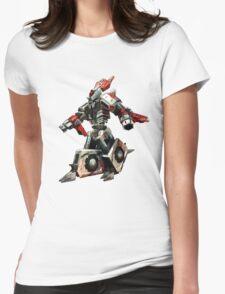 "CORE Experimental K-Bot ""Krogoth"" Unit Womens Fitted T-Shirt"