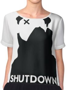 Shutdown / Skepta Chiffon Top