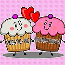 Sweetie-pie honey bunch by Maria  Gonzalez