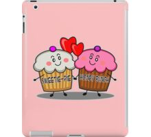 Sweetie-pie honey bunch iPad Case/Skin