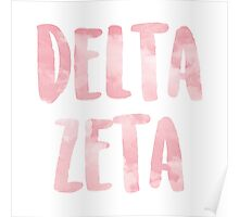 Delta Zeta Poster