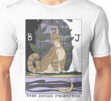 Warriors Tarot Series- The High Priestess Unisex T-Shirt