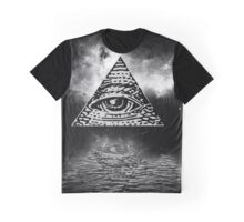 Illuminati 3 Graphic T-Shirt