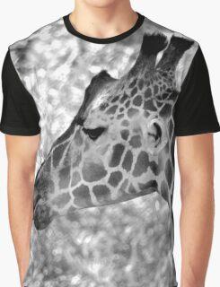 Giraffe Graphic T-Shirt