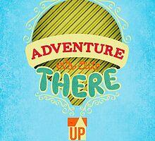 Pixar Up Quote by Rachel Krueger