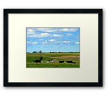 Prairie Refreshed Framed Print