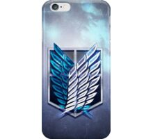 Survey Corps! iPhone Case/Skin
