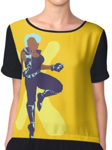 The Best Storm Costume Chiffon Top