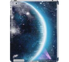Geometric Galaxy iPad Case/Skin